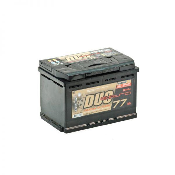 Аккумулятор DUO EXTRA 6СТ-77.0 купить в Волгограде