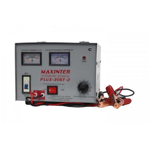 Зарядное устройство для аккумуляторов Плюс-30 BT-2 MAXINTER 26391 купить в Волгограде