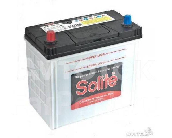 Аккумулятор SOLITE 6СТ-50 65B24R купить в Волгограде
