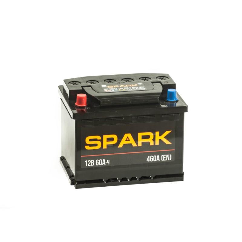Аккумулятор SPARK 6СТ-60 купить в Волгограде