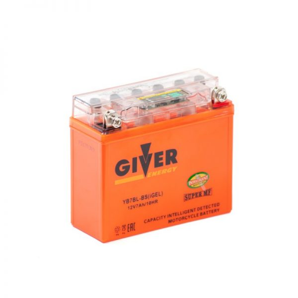 Аккумулятор GIVER ENERGY YB7BL-BS купить в Волгограде