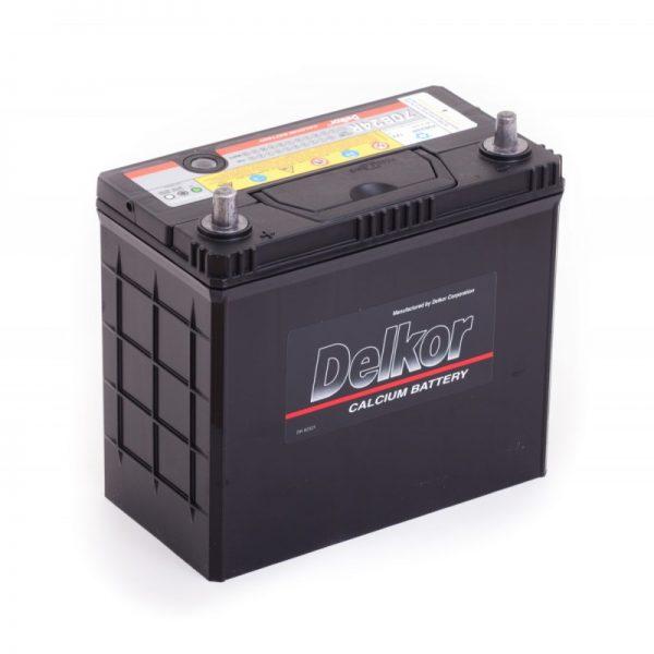 Аккумулятор DELKOR 6СТ-55.1 (70B24R) купить в Волгограде