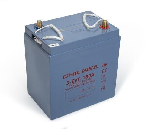 Аккумулятор тяговый CHILWEE 3-EVF-180A