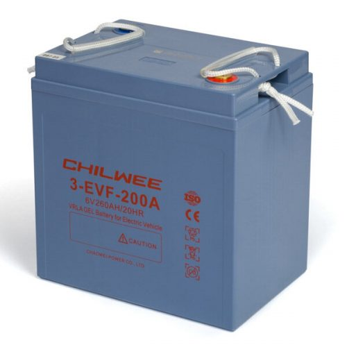 Аккумулятор тяговый CHILWEE 3-EVF-200A купить в Волгограде