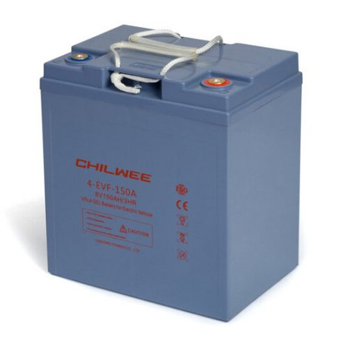 Аккумулятор тяговый CHILWEE 4-EVF-150A купить в Волгограде