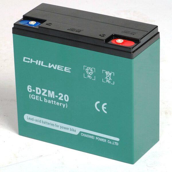 Аккумулятор тяговый CHILWEE 6-DZM-20 купить в Волгограде