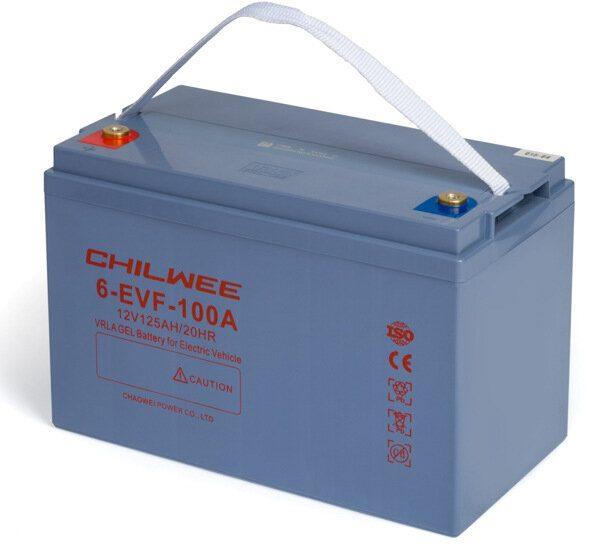 Аккумулятор тяговый CHILWEE 6-EVF-100A купить в Волгограде