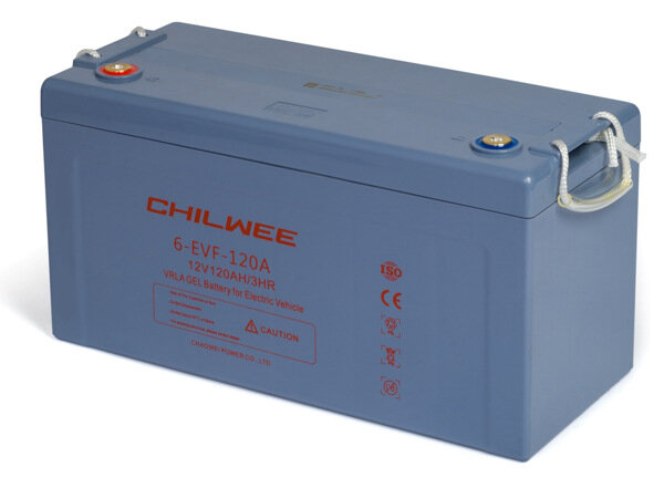 Аккумулятор тяговый CHILWEE 6-EVF-120 купить в Волгограде