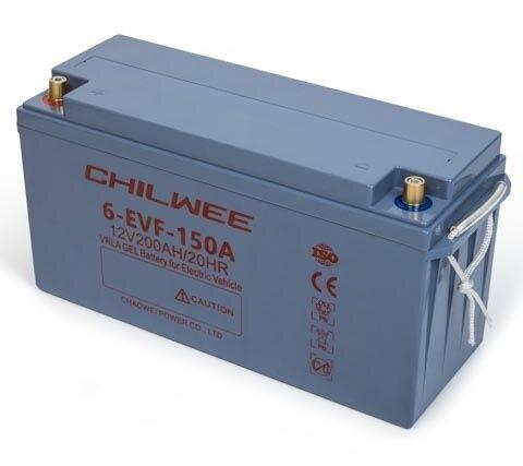 Аккумулятор тяговый CHILWEE 6-EVF-150A купить в Волгограде
