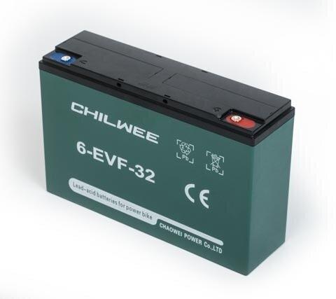 Аккумулятор тяговый CHILWEE 6-EVF-32 купить в Волгограде