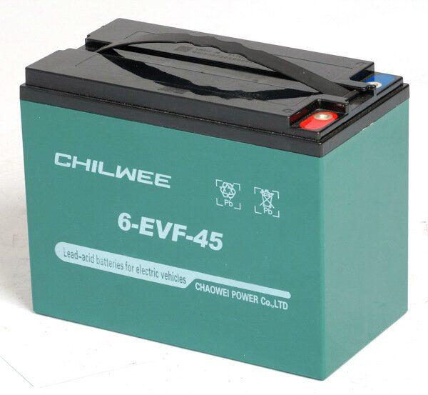 Аккумулятор тяговый CHILWEE 6-EVF-45 купить в Волгограде