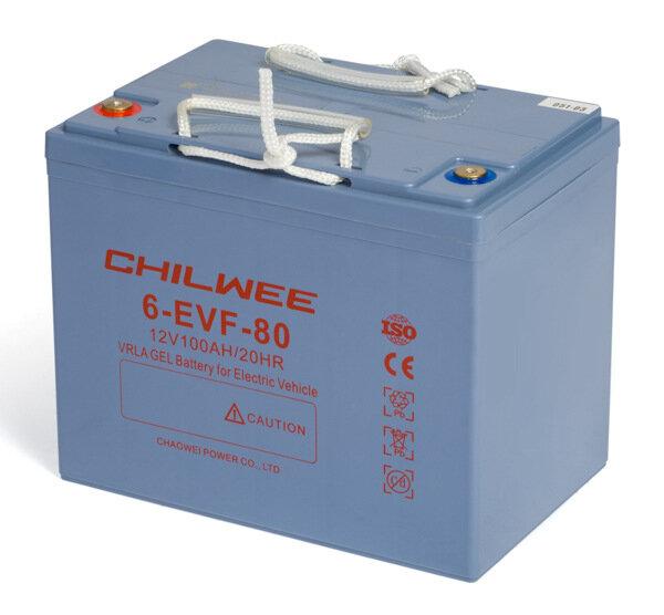 Аккумулятор тяговый CHILWEE 6-EVF-80 купить в Волгограде