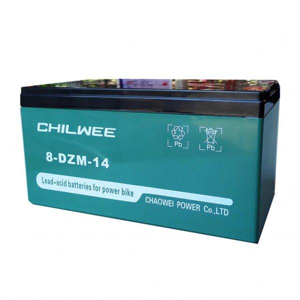 Аккумулятор тяговый CHILWEE 8-DZM-14 купить в Волгограде