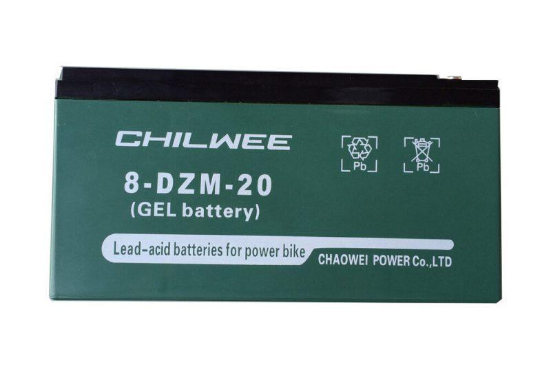 Аккумулятор тяговый CHILWEE 8-DZM-20 купить в Волгограде
