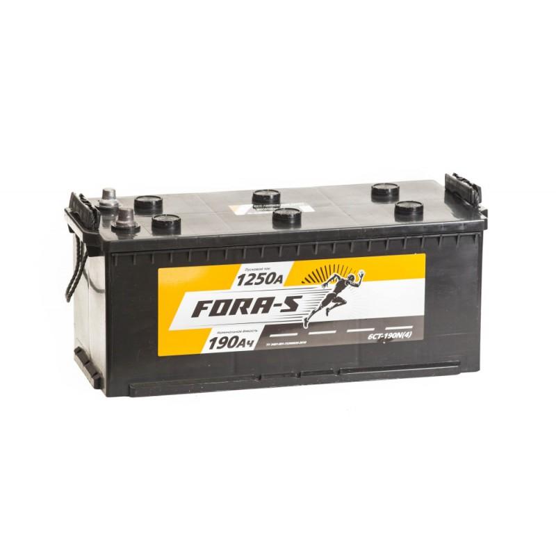 Аккумулятор FORA-S 6СТ - 190 евро купить в Волгограде