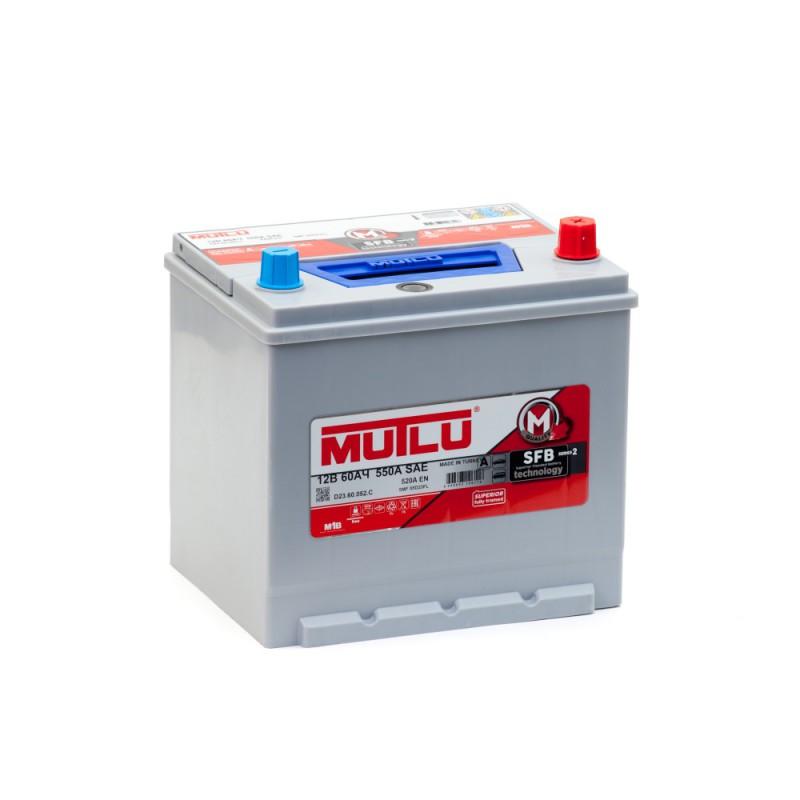 Аккумулятор Mutlu M2 6СТ-60.0 (55D23FL) купить в Волгограде