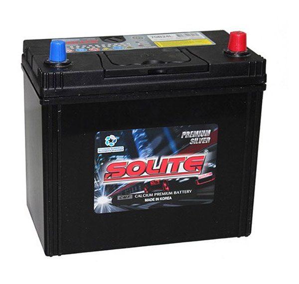 Аккумулятор SOLITE 6СТ-59.0 (70B24L) купить в Волгограде