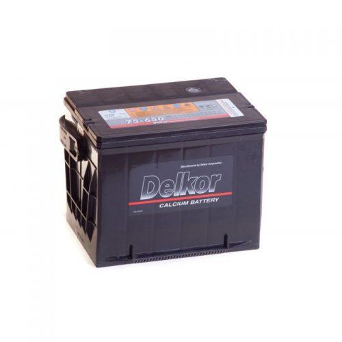 Аккумулятор DELKOR 75-650 купить в Волгограде