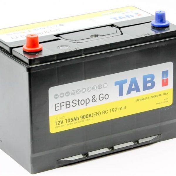 Аккумулятор TAB EFB Stop&Go 6СТ-105.1 (60519) купить в Волгограде