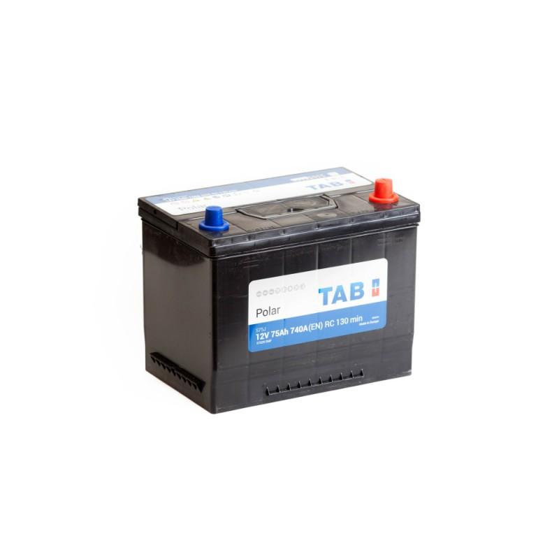Аккумулятор TAB Polar 6СТ-75.0 (57529) купить в Волгограде