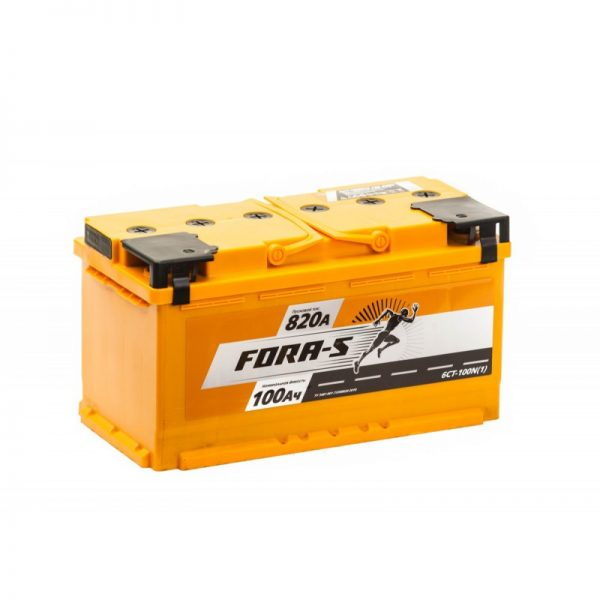 кумулятор FORA-S 6СТ -100.1 купить в Волгограде