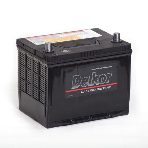 Аккумулятор DELKOR 6СТ-60.0 (55D23L) купить в Волгограде