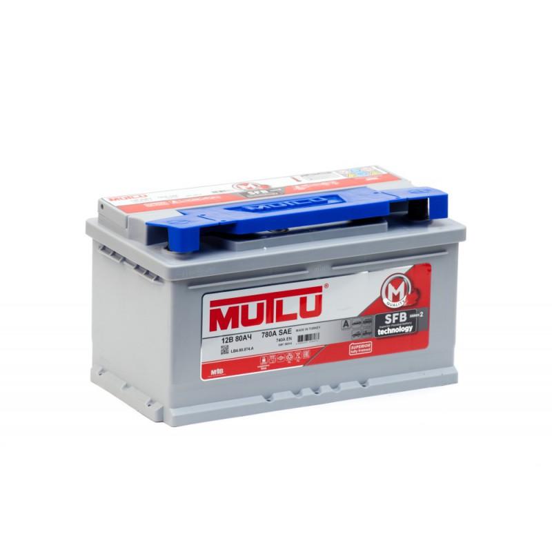 Аккумулятор MUTLU M2 6СТ-80.0 низкий купить в Волгограде