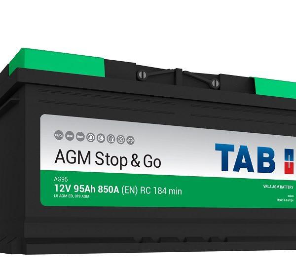 Аккумулятор TAB AGM Stop&Go 6СТ-95.0 купить в Волгограде