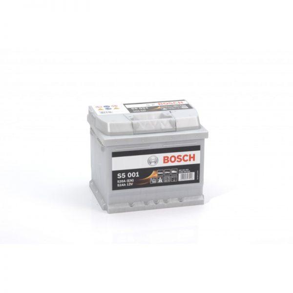 Аккумулятор BOSCH S5 52.0 (552 401 052) низкий купить в Волгограде