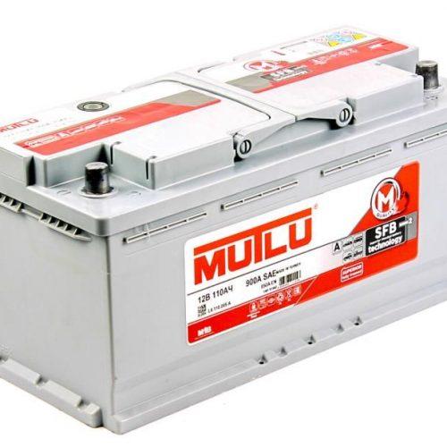 Аккумулятор Mutlu SFB M2 6СТ-110.0 купить в Волгограде
