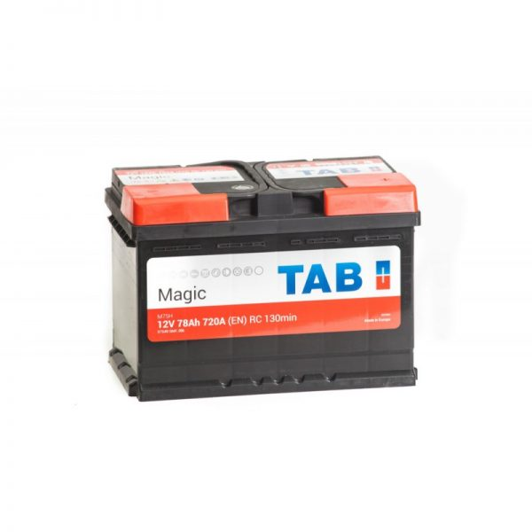 Аккумулятор TAB Magic 6СТ-78.0 купить в Волгограде