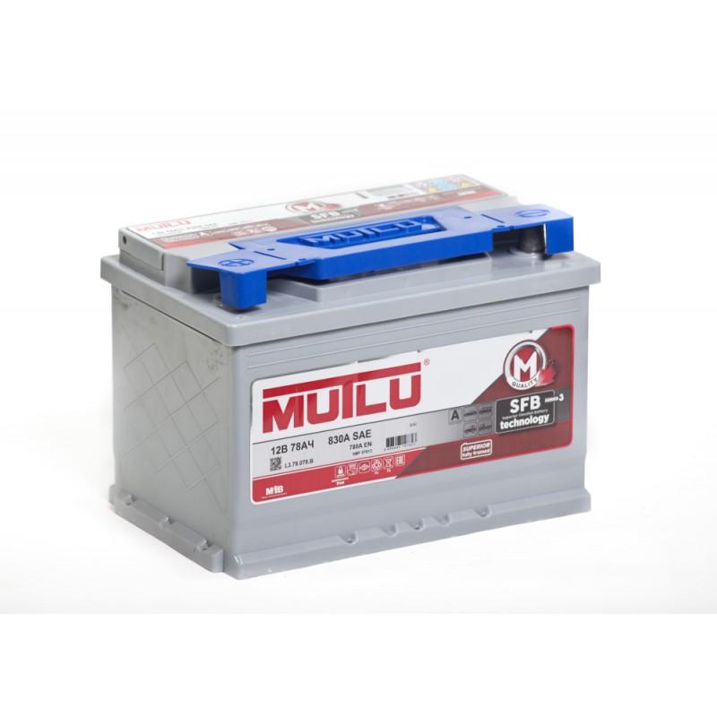 Аккумулятор Mutlu SFB M3 6СТ-78.1 купить в Волгограде