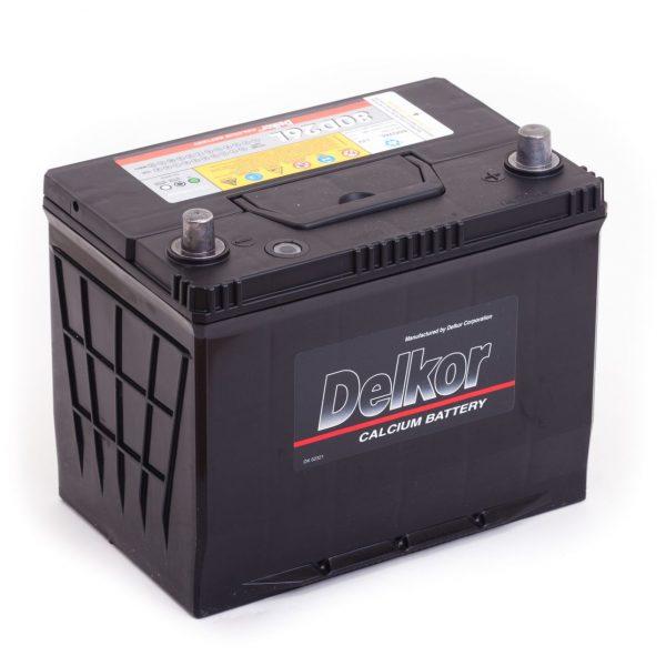 аккумулятор DELKOR 6СТ-75.0