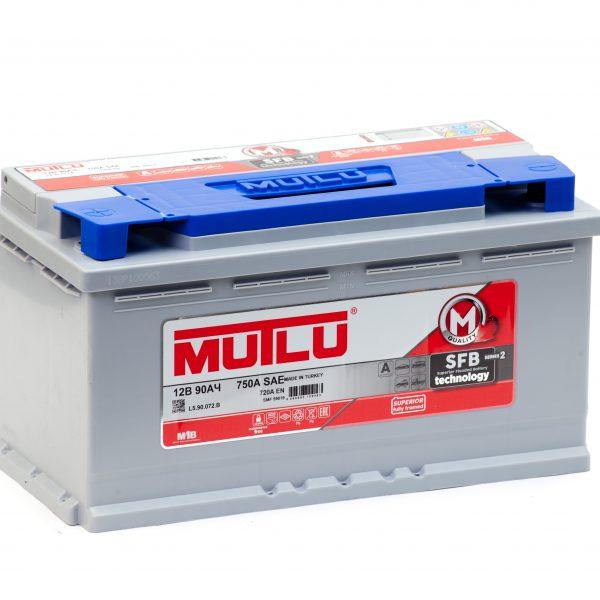 Аккумулятор Mutlu M2 6СТ-90.1 купить в Волгограде