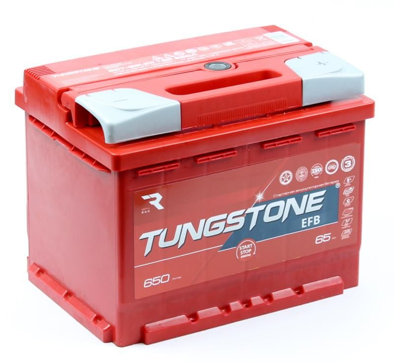 Аккумулятор TUNGSTONE EFB 6СТ-65.0 купить в Волгограде