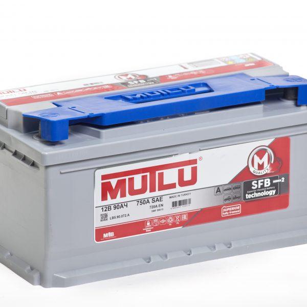 Аккумулятор MUTLU M2 6СТ-90.0 купить в Волгограде
