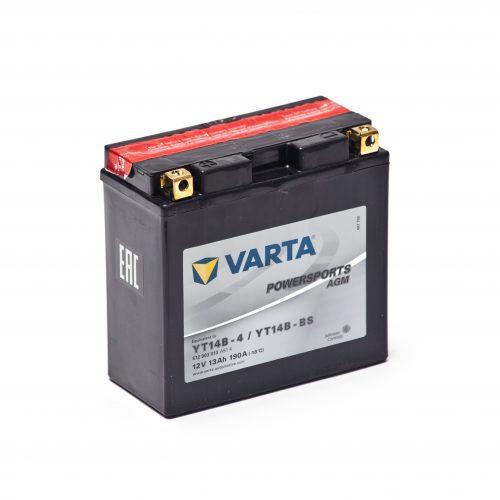 VARTA POWERSPORTS 12V13Ач (512 903 013) AGM