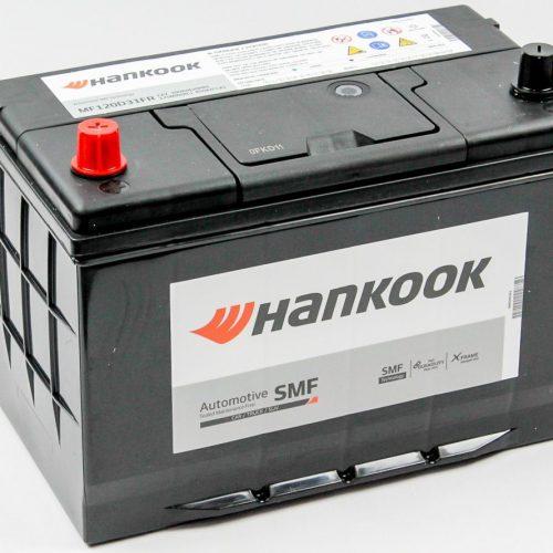 Аккумулятор HANKOOK 6СТ-100.1 (120D31R) купить в Волгограде