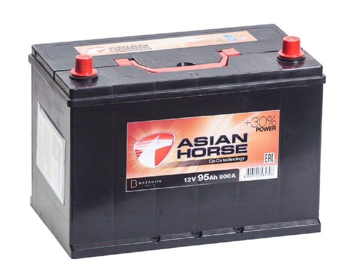 Аккумулятор Asian Horse 6СТ-95.0