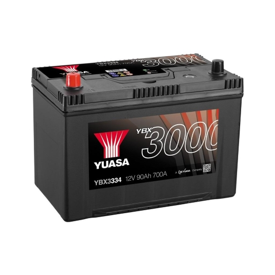 Аккумулятор YUASA 6СТ 95.1 YBX3334 115D31R купить в Волгограде