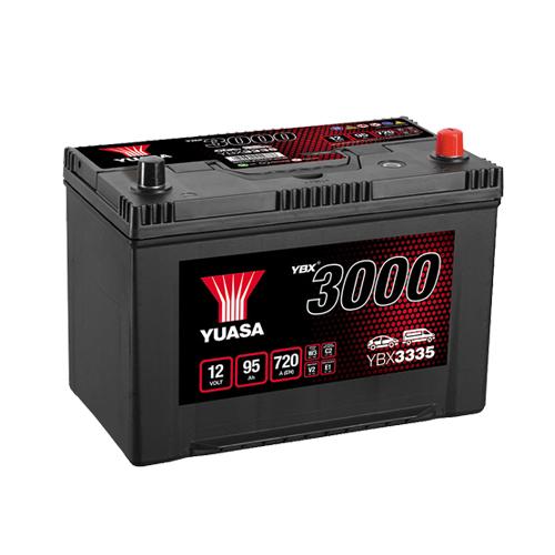 Аккумулятор YUASA 6СТ-95.0 YBX3335 115D31L купить в Волгограде