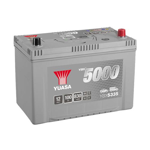 Аккумулятор YUASA 6СТ 100.0 YBX5335 125D31L купить в Волгограде