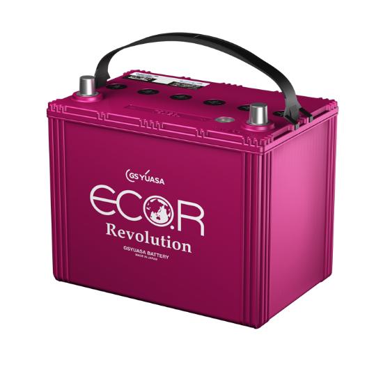 Аккумулятор YUASA ECO.R Revolution 110D26L EFB купить в Волгограде