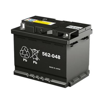 Аккумулятор GS YUASA 6СТ-62.0 EU-562-048 (Япония) купить в Волгограде