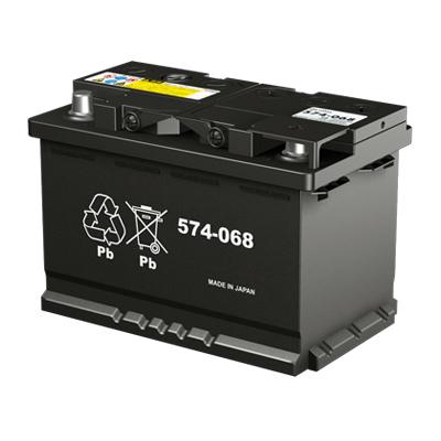 Аккумулятор GS YUASA 6СТ-74.0 EU-574-068 (Япония) купить в Волгограде