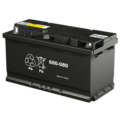 Аккумулятор GS YUASA 6СТ-100.0 EU-600-080 (Япония) купить в Волгограде