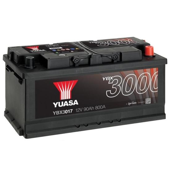 Аккумулятор YUASA 6СТ-90.0 YBX3017 купить в Волгограде