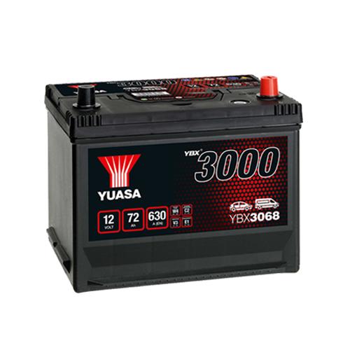 Аккумулятор YUASA 6СТ-72.0 YBX3068 купить в Волгограде