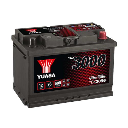 Аккумулятор YUASA 6СТ-76.0 YBX3096 купить в Волгограде
